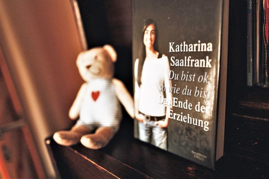 HerzensEltern Kinder besser verstehen Kurs Katia Katharina Saalfrank Du bist okay so wie du bist das Ende der Erziehung